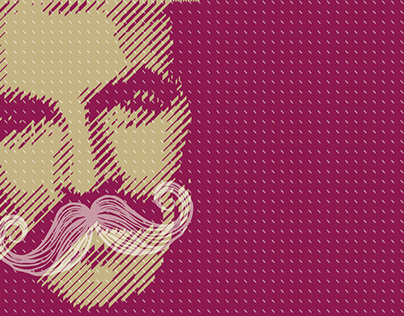 Staches poster