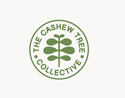 The Cashew Tree Logo Design