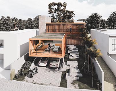 Casa Astúrias 01 - Pouso Alegre MG
