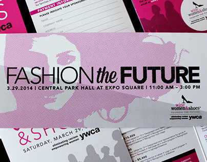 YWCA Wine Women & Shoes Tulsa '14 // Fashion the Future