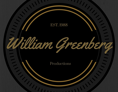 William Greenberg Logo