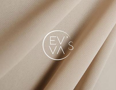 Evva's - logo for brand of women's clothing