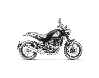 Benelli Motorcycles Drawings 2019