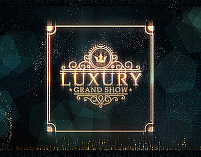 Luxury Grand Show - After Effects Video Template