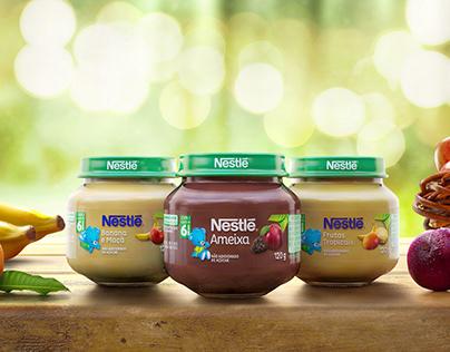 Nestlé - Baby food