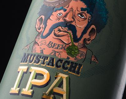 Mustacchi Beer