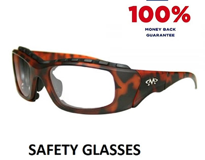 Choose the Right Pair of Safety Glasses