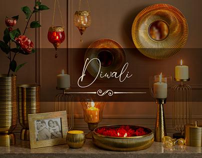 Lifestyle Product Photography: 2021 Diwali festival