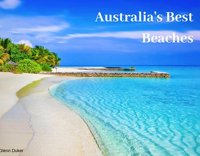 Glenn Duker on Australia's Best Beaches