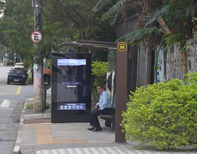 DOOH Samsung São Paulo - Brazil