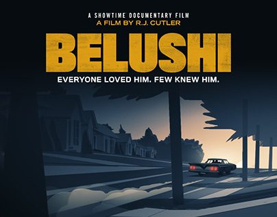 BELUSHI - Everyone loved him, few knew him.
