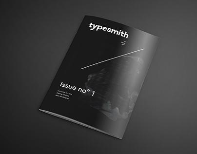 Typesmith Magazine