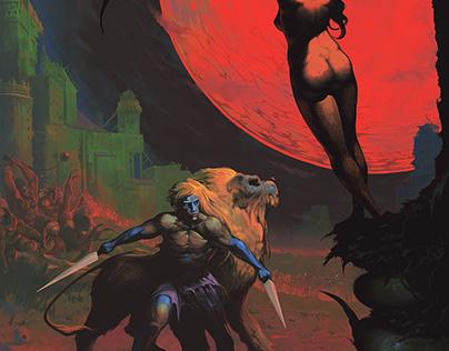 70s fantasy comics