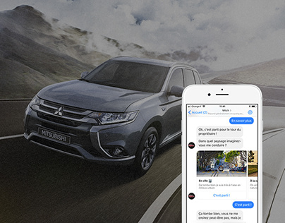 Mitsubishi Motors France | CHATBOT