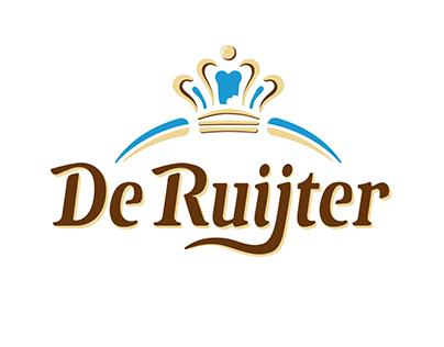 De Ruijter - logo adapt to the web