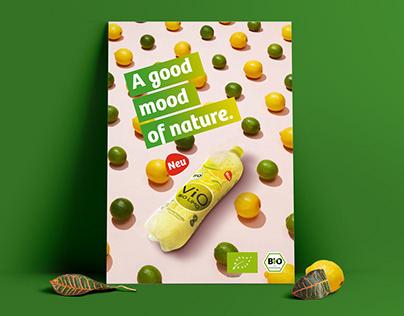 Vio Bio Limo Print concept