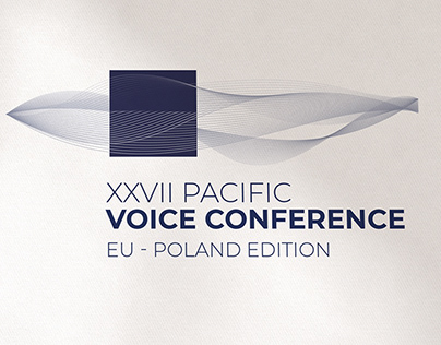 Pacific Voice Conference 2019 [LOGO DESIGN]