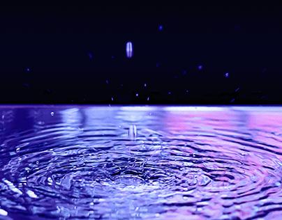 Drop tears