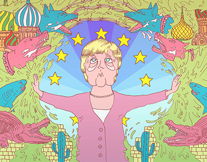 Angela and Germany–Poland relations