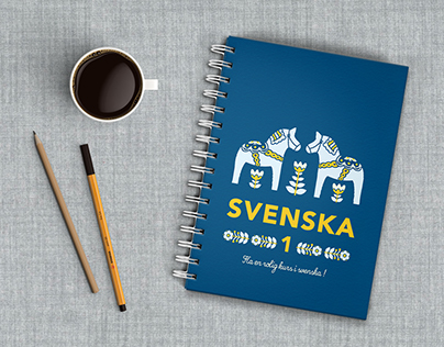 Svenska - Swedish language books