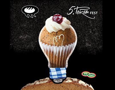Bakery & pastry festival Design