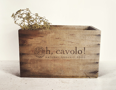 OH, CAVOLO! _Natural Organic Food