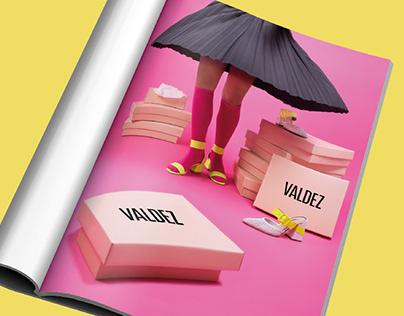 VALDEZ | Publicidad