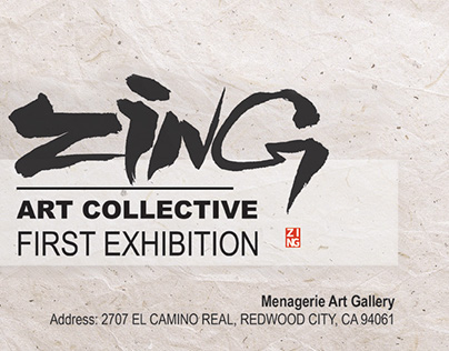 """""""ZING""""Art Collective"""