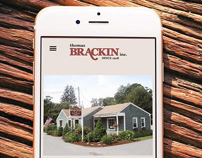 Thomas Brackin Inc. Website