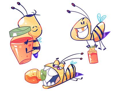 Honey Delivery