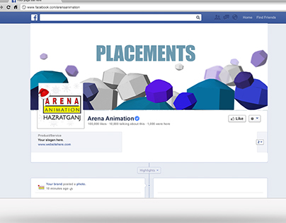 Facebook Cover pages