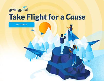 Giving Pilot Fund Raising Platform