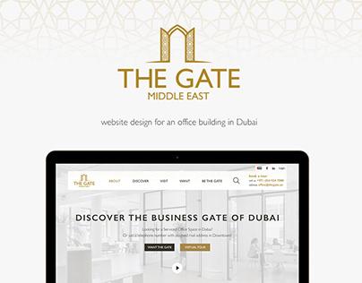 The Gate Website