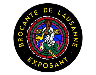 Logo – Brocante de Lausanne