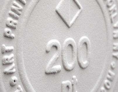 Brand Development—200pt Art Prints & Apparel