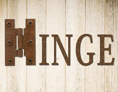 Hinge - Title Slide for Teaching Series