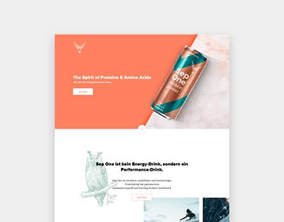 SEP ONE Webdesign