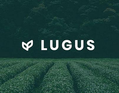 Lugus - Diseño de marca y web