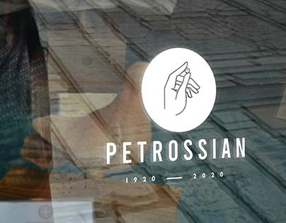 Campagne 360° pour fêter le centenaire de Petrossian