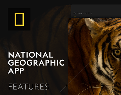 NAT GEO App Features