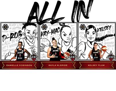 WNBA: Las Vegas Aces Promo