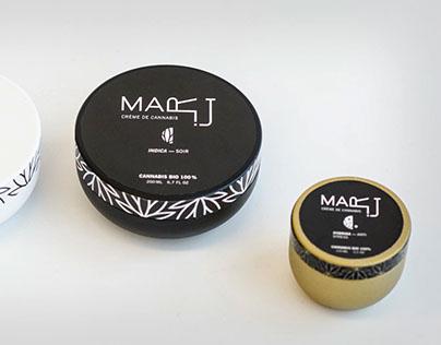 Marijuana cream   Packaging