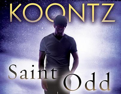 Saint Odd _ Book Cover Photo