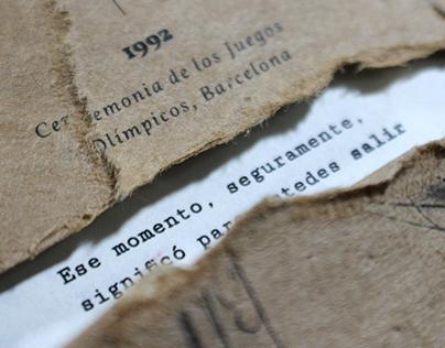 La Fura dels Baus — libro experimental
