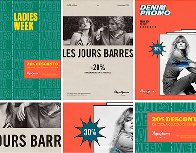 Pepe Jeans Posters