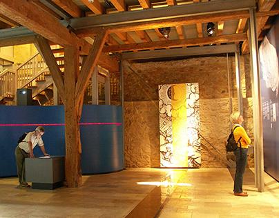 Museumsgestaltung. 4 ausgewählte Projekte