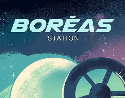 Boréas Station