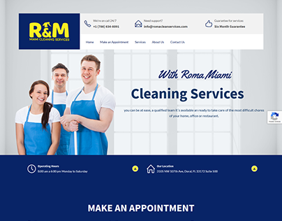 www.romacleanservices.com