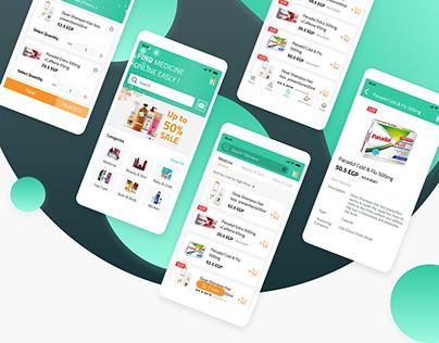 Medical Order Mobile App