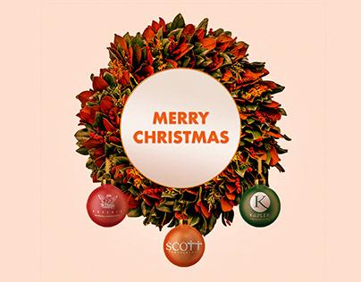 TSP animated Christmas card
